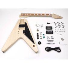 kit de création boston guitare électrique tyme fv kit-fv15