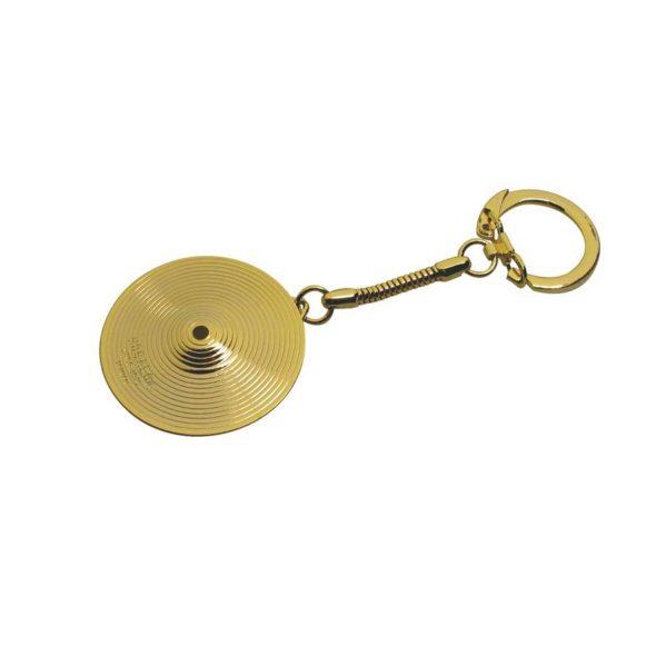 porte clé cymbale