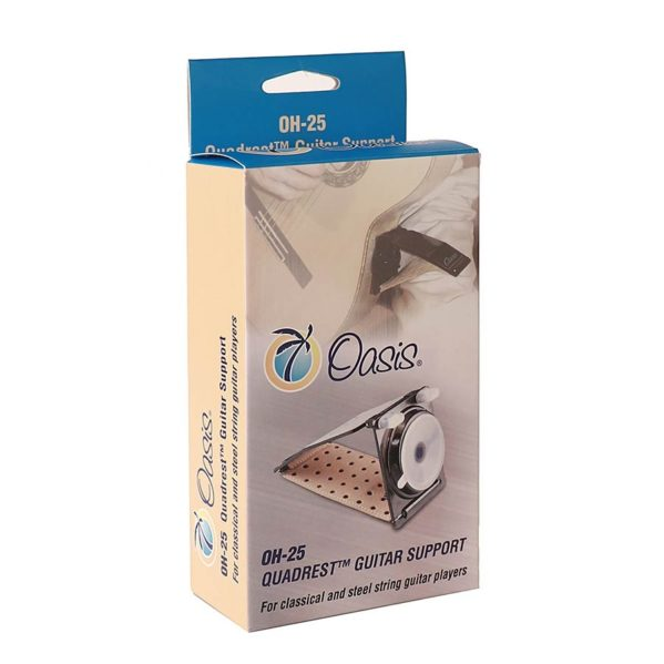 support guitare oasis oh-25