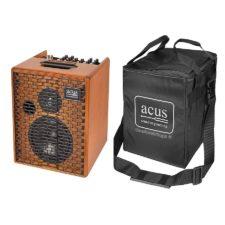 amplificateur instrument acoustique et voix acus one-6t-bun