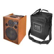 amplificateur instrument acoustique et voix acus one-8t-bun