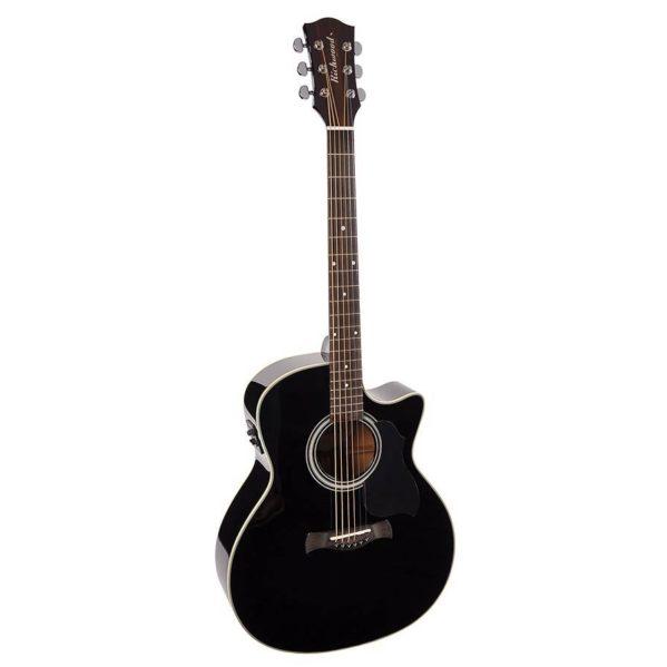 guitare folk elecro richwood master series g40cebk