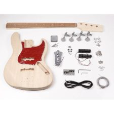 kit d'assemblage guitare basse boston kit-jb15