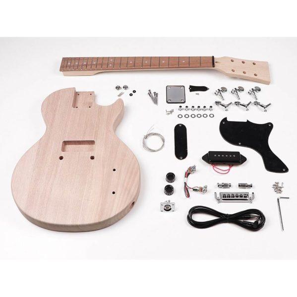 kit d'assemblage guitare les paul boston kit-lpj15