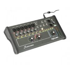 table de mixage numérique studiomaster digilive 8c