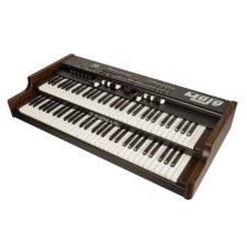 orgue crumar mojo double clavier mojo xt