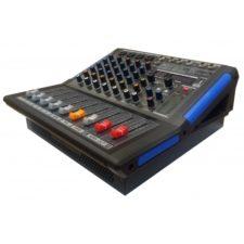 table de mixage amplifiée ek audio kw06a