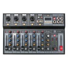 table de mixage avec effets ek audio ktp6