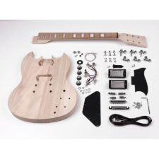 kit de fabrication guitare sg second gear boston kit-sg-15