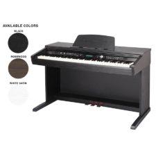 piano numérique medeli dp330wh blanc mat