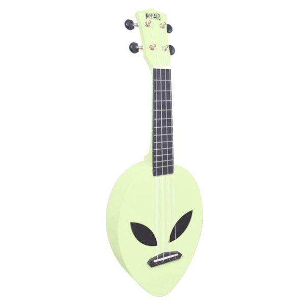 ukulele maholo creative series avec housse mc1al ggn