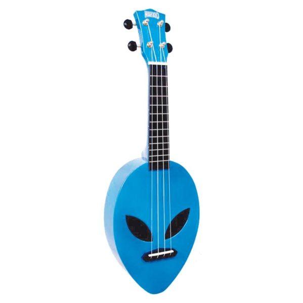 ukulele maholo creative series avec housse mc1al mbu