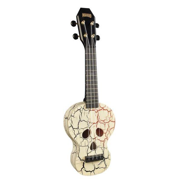 ukulele maholo creative series avec housse mc1sk wt