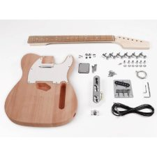 kit d'assemblage boston kit-te15 guitare electrique telecaster
