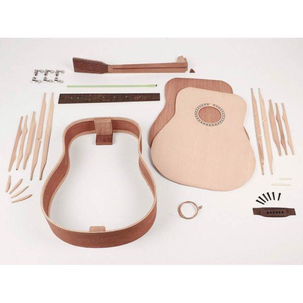 kit d'assemblage guitare classique boston kit-agd15