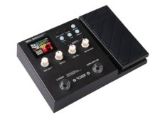 pedale nux mg-300 avec boite à rythme