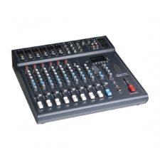 table de mixage 10 entrées studiomaster xs10+