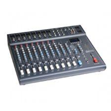 table de mixage 12 entrées studiomaster xs12+