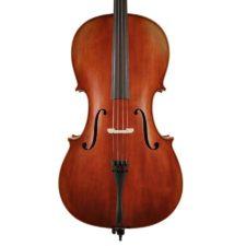 violoncelle quatre quart scott cao stc150 avec housse et archet