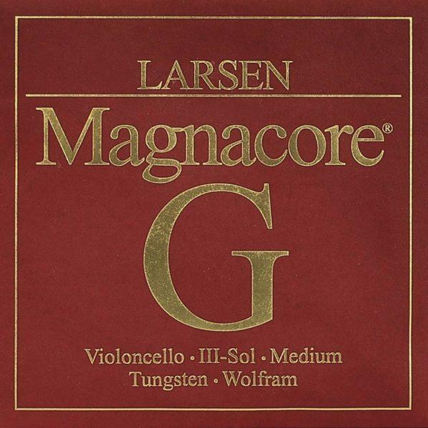 corde sol pour violoncelle larsen magnacore lrs-gm-md