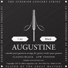 jeu de cordes guitare classique augustine clasic black au-clbk