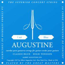 jeu de cordes guitare classique augustine clasic blue au-clbu