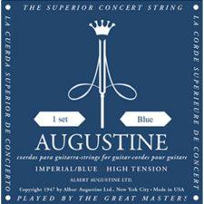 jeu de cordes guitare classique augustine imperial blue au-imbu