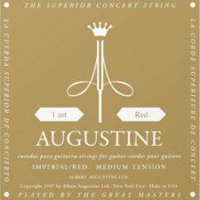 jeu de cordes guitare classique augustine imperial red au-imrd