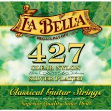 jeu de cordes la bella pour guitare classique 427