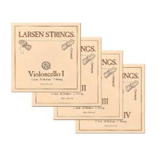 jeu de cordes pour violoncelle larsen lrs-set-md