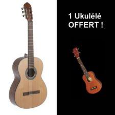 guitare gewa student vg500 146 ukulele offert