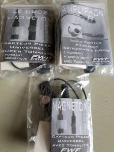 lot 3 capteurs fwf systèmes