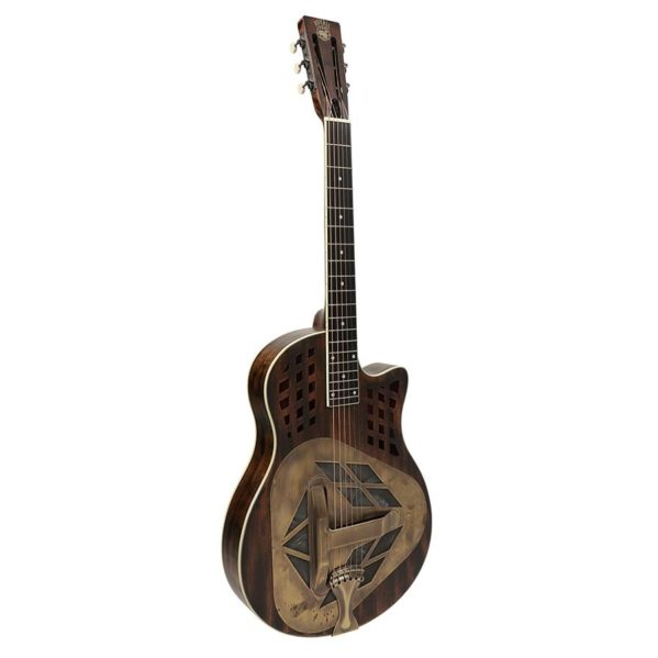 guitare resonator royall tricone chess 12 ch12 brs