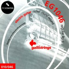 jeu de cordes guitare electrique galli g1046