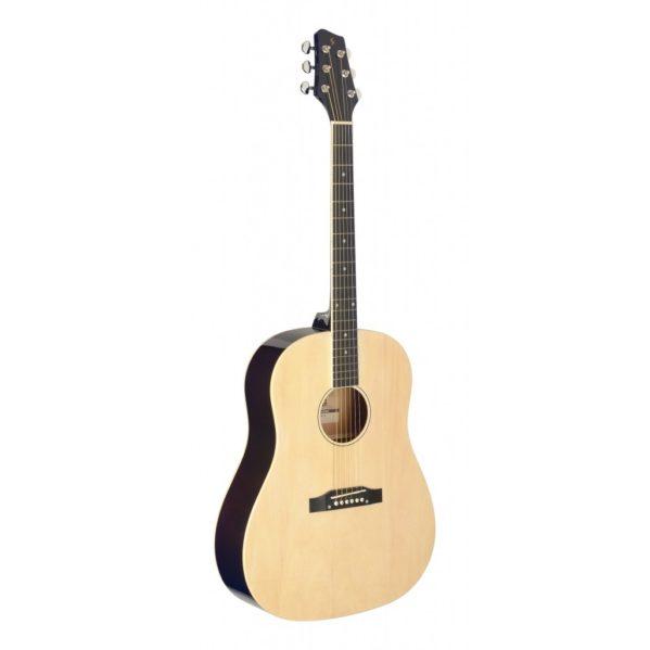 guitare dreadnought stagg sa35 ds-n