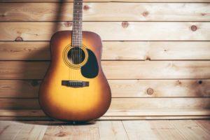 Les avantages d'une guitare Folk