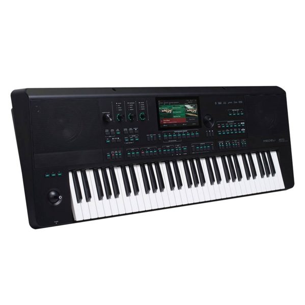 clavier arrangeur portable medeli akx10