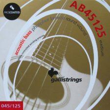 jeu de cordes guitare acoustique galli ab45125