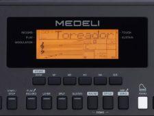 medeli mk200 clavier