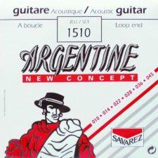 jeu de cordes guitare acoustique argentine 1510