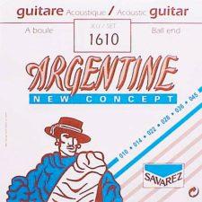 jeu de cordes guitare acoustique argentine 1610