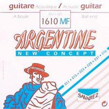 jeu de cordes guitare acoustique argentine 1610-mf