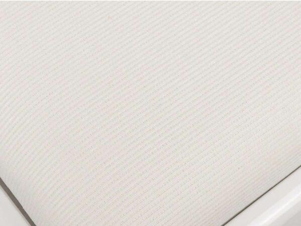 banquette piano boston blanc pb1 3040