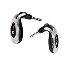 cable instrument hf sans fil x-vive couleur argent